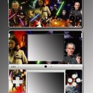 Star Wars Obiwan Jedi Luke game Skin 2 for Nintendo DSi