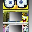 Spongebob Squarepants game Skin #4 for Nintendo DSi