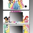 Snow White Jasmine Ariel Cinderella Skin 3 Nintendo DSi