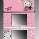 Cute Kitty Princess Fairy Girl game Skin Nintendo DSi