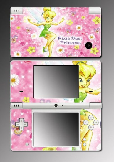 Tinkerbell princess peter pan game Skin #8 Nintendo DSi