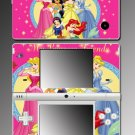 Princess Snow White Ariel game Skin #1 for Nintendo DSi