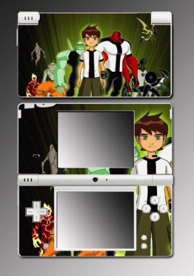 Ben 10 Alien Force Omnitrix game Skin for Nintendo DSi
