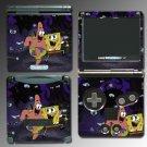 Spongebob Squarepants Game Skin #6 for Nintendo GBA SP