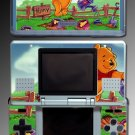 Winnie the Pooh Cartoon Page Game Skin for Nintendo DS