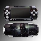 Terminator Salvation movie game SKIN #1 for Sony PSP