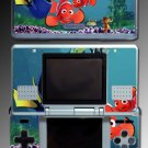 Finding Nemo Marlin Coral Dory movie SKIN Nintendo DS