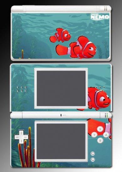 Finding Nemo Marlin game SKIN #2 for Nintendo DS Lite