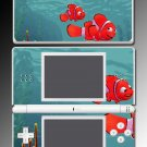 Finding Nemo Marlin game SKIN #2 for Nintendo DS Lite
