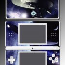 Star Trek USS Enterprise Game SKIN #2 Nintendo DS Lite