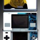 Star Trek Captain James T. Kirk Spock Game Skin for DS