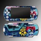 Transformers Animated game Autobots SKIN 8 for Sony PSP