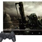 Fallout 3 Vault Dweller game SKIN for Playstation 3 PS3