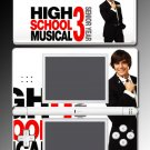 High School Musical Zac Efron SKIN #3 Nintendo DS Lite