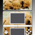 Golden Retriever Puppy Dog SKIN #6 for Nintendo DS Lite