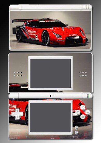 Nissan Nismo GTR Skyline car SKIN #5 Nintendo DS Lite