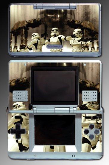 Star Wars Storm Trooper game at-at SKIN #6 Nintendo DS