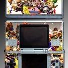 Smash Bros Brothers Brawl Melee game SKIN 2 Nintendo DS