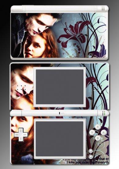 Twilight Edward Cullen Robert Pattinson SKIN Nintendo DS Lite