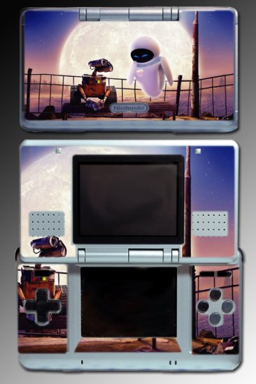 Wall-E movie game SKIN COVER MOD 1 Nintendo DS NEW