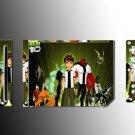 Ben 10 Alien game case cover SKIN for Nintendo Wii NEW
