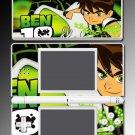 Ben 10 Alien Force game Cover SKIN 2 Nintendo DS Lite