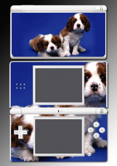 Dog Puppy Cute Pet Animal game SKIN 4 Nintendo DS Lite