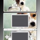 Dog Puppy Jack Russell Terrier game SKIN 2 for DS Lite