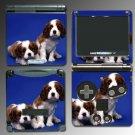 Dog Pet Puppies game Animal Cute SKIN 4 Nintendo GBA SP