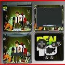 Ben 10 alien show game toon SKIN #1 for Nintendo GBA SP