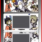 World Ends With You TWEWY game SKIN 2 Nintendo DS Lite