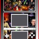 Star Wars games movies SKIN #2 for Nintendo DS Lite