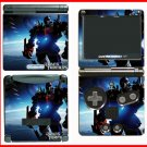 Transformers Optimus Prime Movie SKIN 3 Nintendo GBA SP
