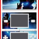 Transformers Optimus Prime GAME SKIN #3 for DS LITE