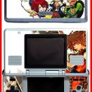 Kingdom Hearts  2 3 Game SKIN #2 for Nintendo DS