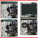 Transformers Metro Game SKIN MOD #2 for Nintendo GBA SP