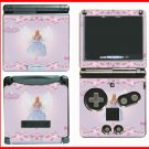 Barbie Doll Dress Up Game SKIN #1 for Nintendo GBA SP