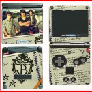 Jonas Brothers Nick Kevin Joe SKIN #3 Nintendo GBA SP