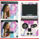 NEW Hannah Montana Miley Cyrus Skin #8 Gameboy GBA SP