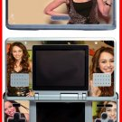 Hannah Montana Miley Cyrus World SKIN 3 for Nintendo DS