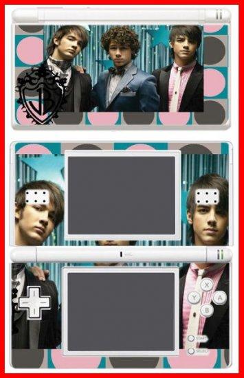 Jonas Brothers Joseph Skin #1 for Nintendo DS Lite