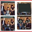 Jonas Brothers Nick Music Skin #2 for Nintendo GBA SP