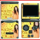 NEW Hannah Montana Miley Cyrus MOVIE SKIN #5 for GBA SP