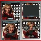 Hannah Montana Miley Cyrus SKIN #10 for Nintendo GBA SP