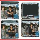 Jonas Brothers Camp Rock SKIN #4 for Nintendo GBA SP