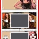 Hannah Montana Miley Cyrus SKIN 3 for Nintendo DS Lite