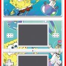 NEW Spongebob Game Movie Skin #2 for Nintendo DS Lite