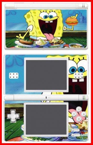Spongebob Squarepants Skin for Nintendo DS Lite LFX2