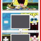 Spongebob Squarepants Skin for Nintendo DS Lite LFX2