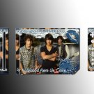 Jonas Brothers Camp Rock game SKIN 4 for Wii and REMOTE